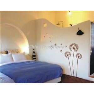 DIY Home Decor Dandelion PVC Wall Decal Stickers