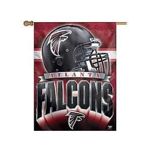 NFL Vertical Atlanta Falcons Flag / Banner Sports