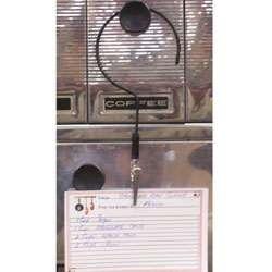 Recipe Card Hook