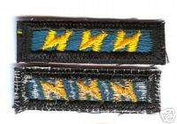 US Army 12th Special Forces Group Recognition Bar