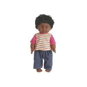16 Muliculural oddler Doll   African American Boy oys