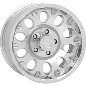 American Racing ATX Crater 16x8 Chrome Wheel / Rim 6x5.5