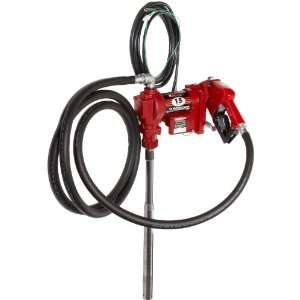 Fill Rite FR1210CA 12 Volt Transfer Pump With Auto Nozzle