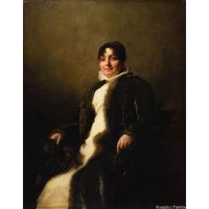 Portrait of Mrs. James Cruikshank