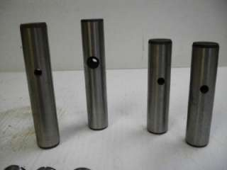 stainless steel pins dowels stops machine parts