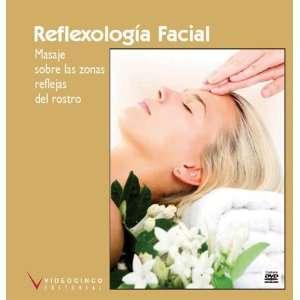Reflexologia facial / Face Reflexology Masaje sobre las