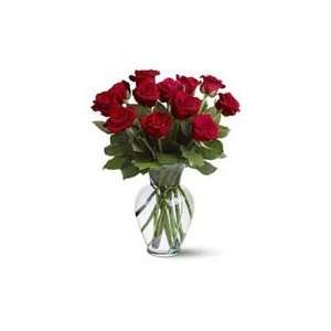 One Dozen Red Roses:  Grocery & Gourmet Food