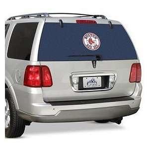 Boston Red Sox Rear Window Film
