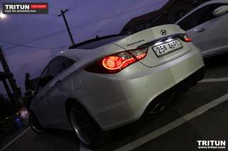 2011 Hyundai Sonata L.E.D Tail Light SET + LED Package