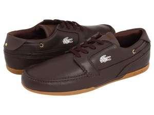 Lacoste Men Dreyfus Dark Brown Shoe Sneaker 7 20SPM8121176