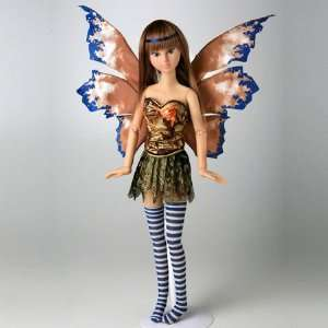 Ashton Drake Imagine Fairy Amy Brown Doll: Toys & Games