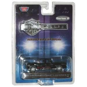 Harley Davidson F 250 Super Duty Truck Die Cast Replica Toys & Games