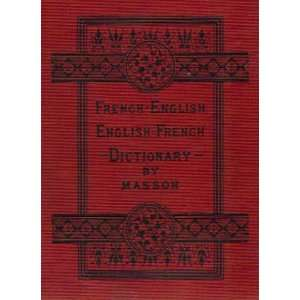 French English, English French Dictionary Books