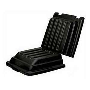 Lid For 3/4 Cu Yd Rubbermaid Garbage & Trash Structural Foam Plastic