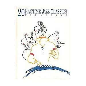 20 Ragtime Jazz Classics For Piano Composer Various