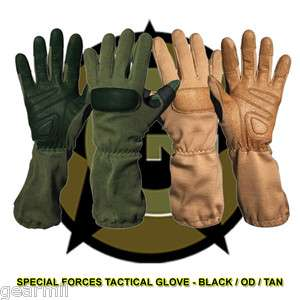 KELVAR GLOVES Special Forces Tactical Cut Resistant Flash Protection
