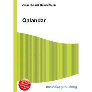 Qalandar: Ronald Cohn Jesse Russell: Books
