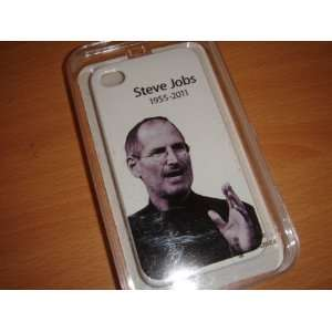 High Quality Steve Jobs Hard Case for Iphone 4 and Iphone