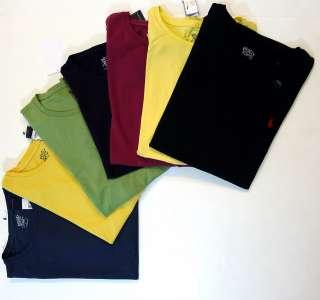 NEW NWT Mens Polo Ralph Lauren PRL Tshirt Tee Custom Fit size sz S M L