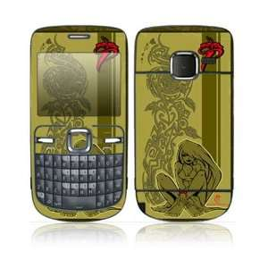 Puni Doll Nani Design Protective Skin Decal Sticker for Nokia C3 / C3