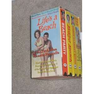 Lifes A Beach Frankie Avalon, Annette Funicello Movies & TV