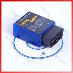 ELM327 Bluetooth OBD 2 CAN V1.5 Scan Tool Auto EOBD II