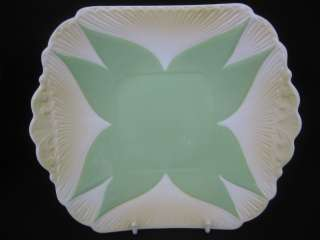 Green Star Art Deco Tea Ware Teapot Sandwich Set Trios Etc