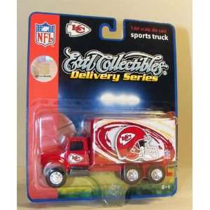 NFL Kansas City Chiefs Ertl Collectibles 164 Die Cast