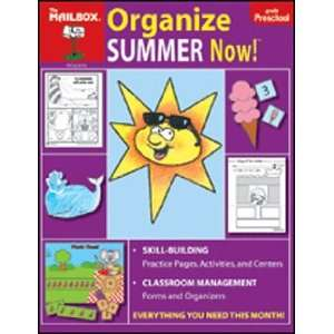 THE EDUCATION CENTER ORGANIZE SUMMER NOW PRESCHOOL: Toys & Games