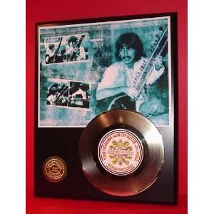 Gold Record Outlet George Harrison 24kt Gold Record Display