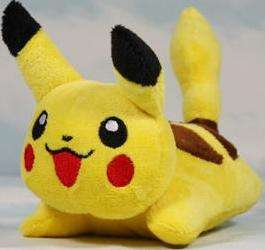 Pokemon Anime Pikachu Soft Plush Toy Doll 4