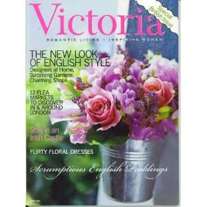 March 2003 Special British Issue: Victoria Magazine Editors: Books