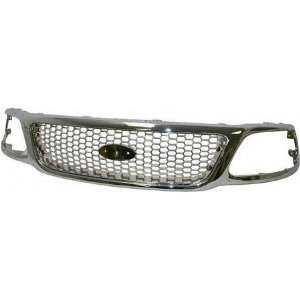 99 FORD F150 PICKUP GRILLE TRUCK, 4WD, XL,XLT, Honeycomb design   ALL