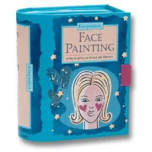 Face Painting Box: A World Of Fun To Unlock And Discover