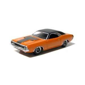 Fast & Furious   Dardens Dodge Challenger Die Cast Vehicle: Toys