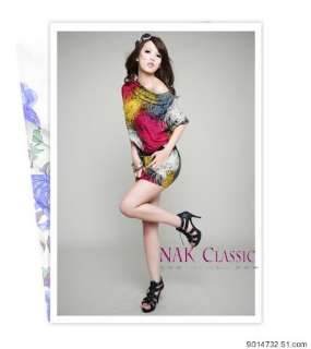 Korean Womens Cowl Neck BOHO Tunic Belted Sun Dress 350