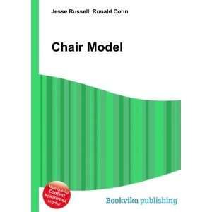 Chair Model Ronald Cohn Jesse Russell Books