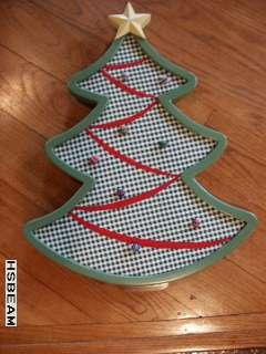 vintage embroidery pattern cutie kids christmas tree. Black Bedroom Furniture Sets. Home Design Ideas