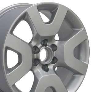 Original Xterra 2522 OEM Wheel Fits Nissan  Silver17x7.5 Automotive