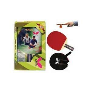 Butterfly 302 Penhold Table Tennis Paddle Sports