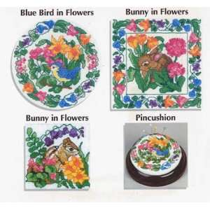 Flora & Fauna   Cross Stitch Pattern