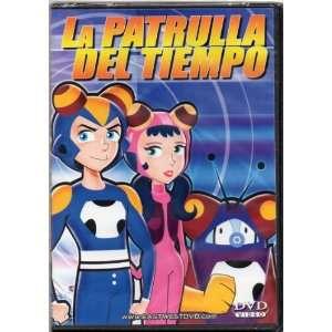 LA PATRULLA DEL TIEMPO DVD ,   from Hibiscus Express