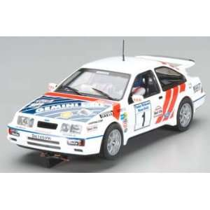 Ford Sierra RS Cosworth Jimmy McRae, Analog (Slot Cars) Toys & Games