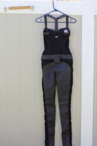 NWT~DIESEL~IUBI Overall Jumpsuit~Gray/black~XXS~$220 **SOLD OUT