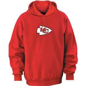NFL Kansas City Chiefs Team Logo Hooded Sweatshirt XX