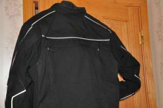 mens harley davidson fxrg textile riding jacket