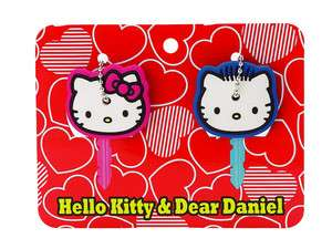 Hello Kitty & Dear Daniel Fun Together Key Cap Set