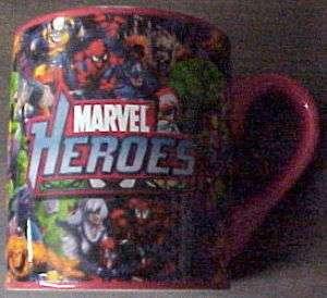 Marvel Heroes 14 oz. Coffee Mug