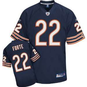 Reebok Chicago Bears Matt Forte Authentic Jersey Size 56