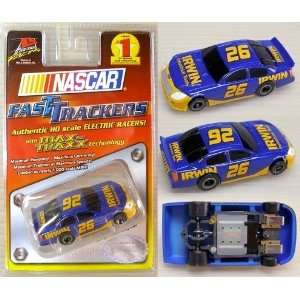 Life Like 9049 Mcmurray 26 NASCAR Ford HO Slot Car Toys